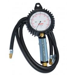 Bandenvulmeter Daimo 0,7-6 bar 1996 grote klok