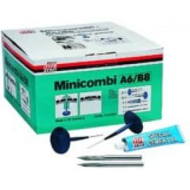 Minicombi A6/B8 werkplaatsset